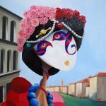 Venise, 2013, Huile sur toile (73x60cm)