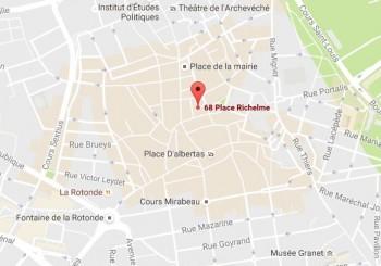 Th. COURMES à Aix-en-Provence et après New York… Milan