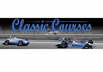 Pour les amateurs et passionnés de sport automobile : Classic Courses